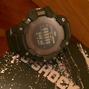 Présentation G-Shock G-Squad HR