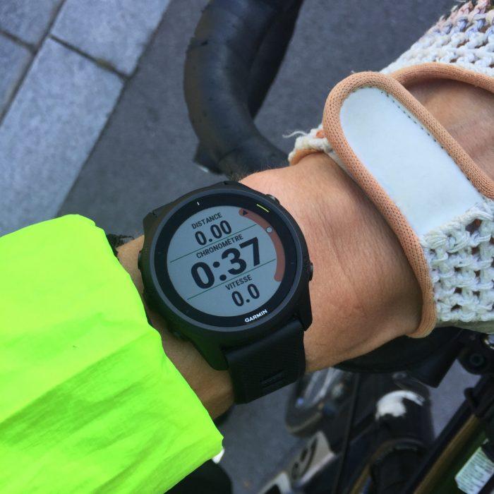 Forerunner 745 vélo