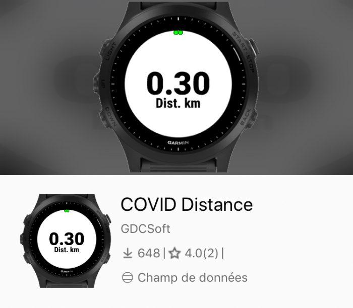 Covid19 distance 1km