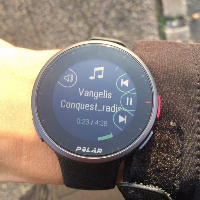 Vantage V2 montre connectée