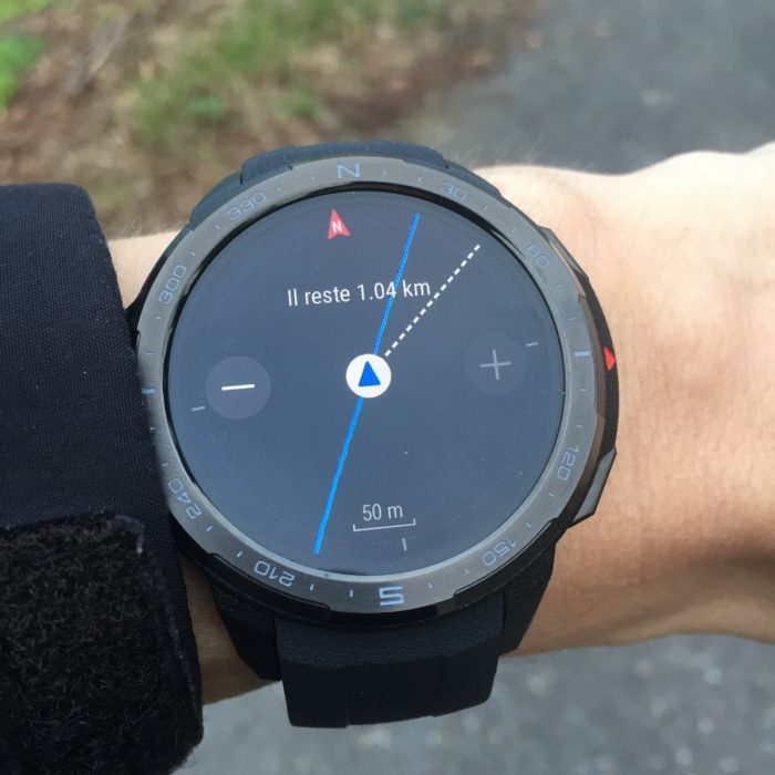 Honor Watch GS Pro avis