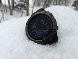 Avis montre GPS ski