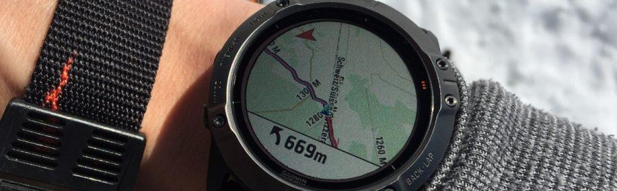 Meilleures montres GPS ski