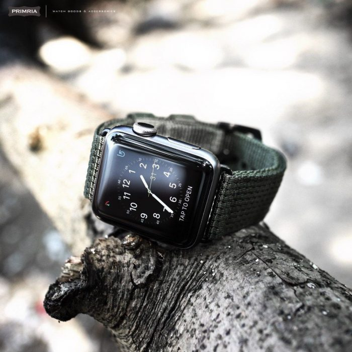 Apple Watch 7 Explorer Edition armée