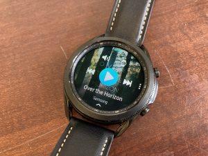 Autonomie Galaxy Watch 3