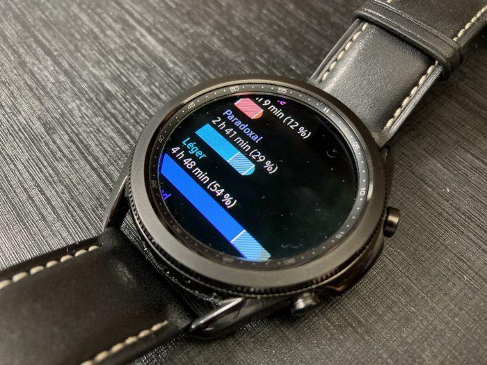 Avis Galaxy Watch 3