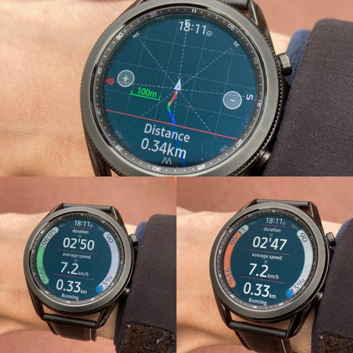 Galaxy Watch 3 Run4Gear