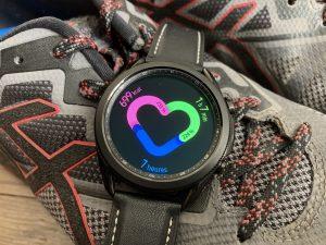 Galaxy Watch 3 activité quotidienne