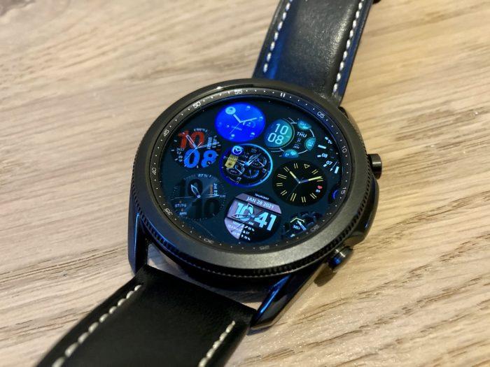 Galaxy Watch 3 montre connectée