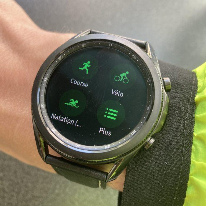 Galaxy Watch 3 sport