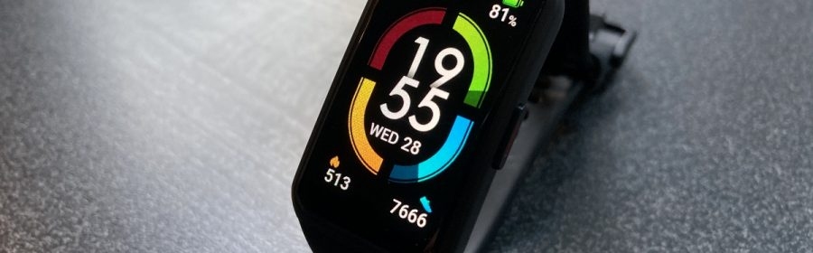 Test Honor Band 6