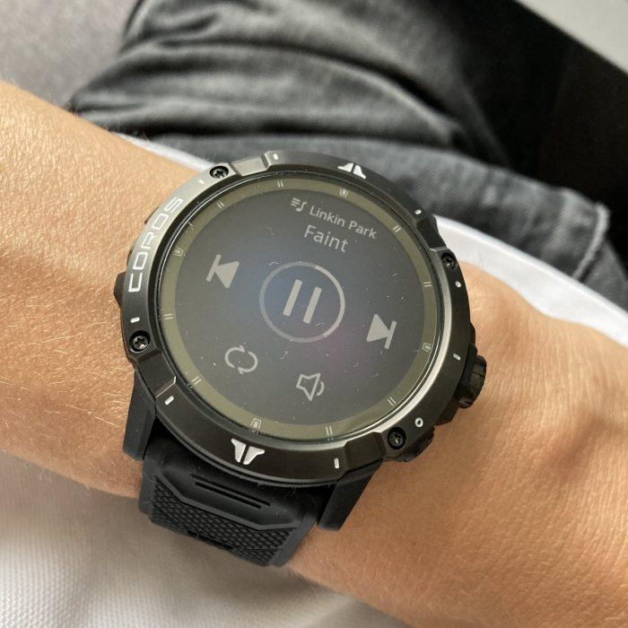 Coros Vertix 2 montre connectée