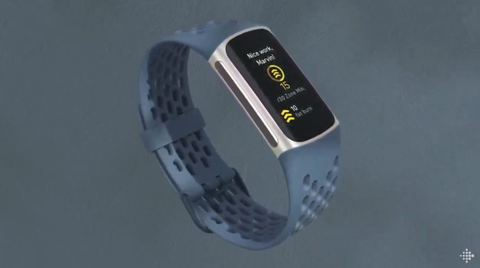 Fitbit Charge 5 GPS
