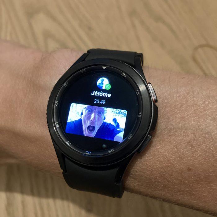 Avis Galaxy Watch 4