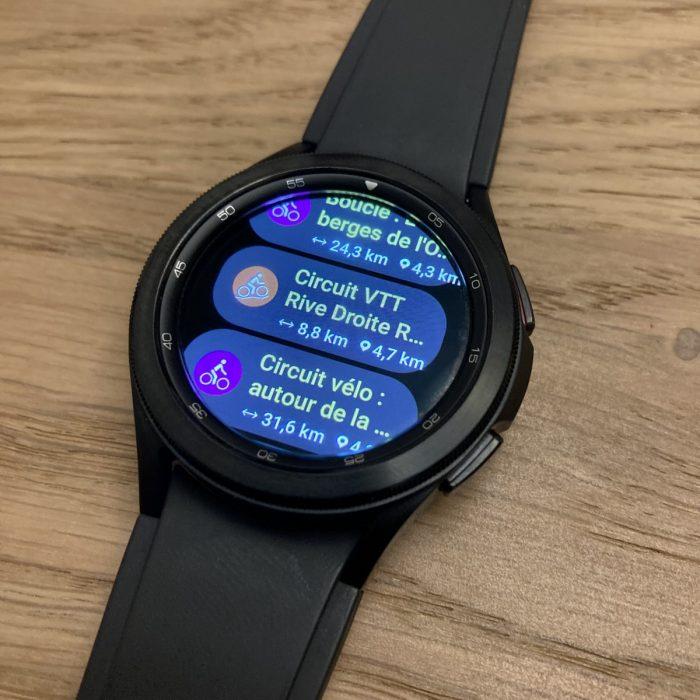 Galaxy Watch 4 sport