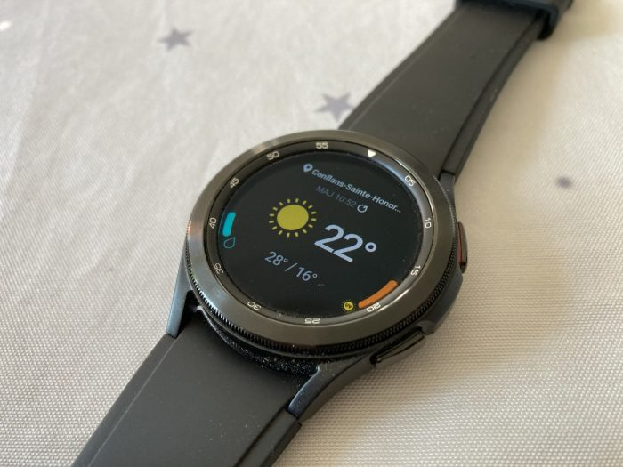 Présentation Galaxy Watch 4